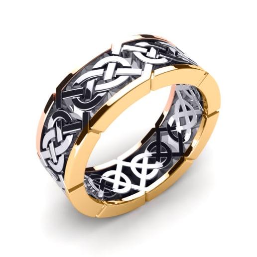 Men's Ring Celtic Craft