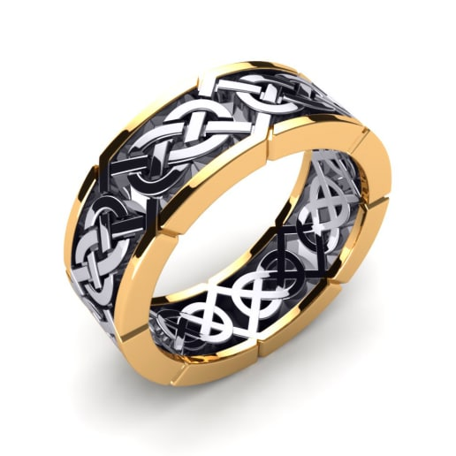 Men's Ring Celtic Craft