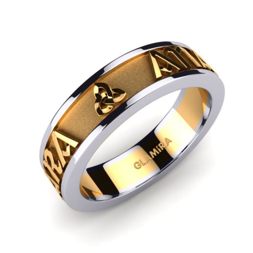 Men's Ring Celtic Love