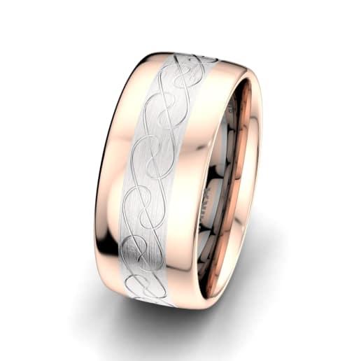 Men's Ring Smart Ornament 10 mm