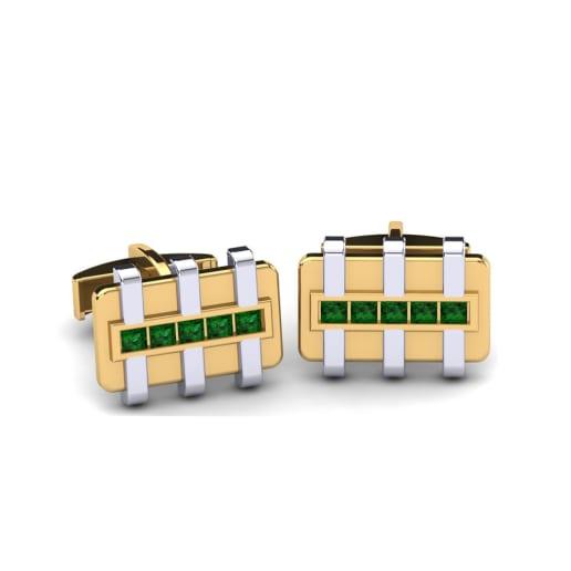 GLAMIRA Копчета за ръкавели Ajulius