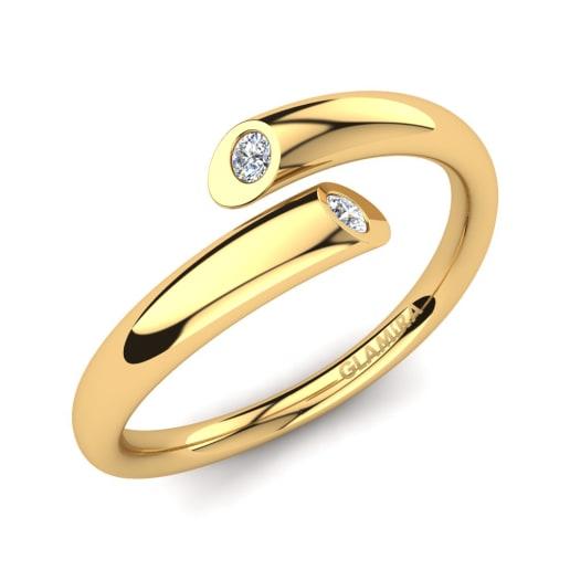 3dfcea525919 Compre 585 Oro Amarillo - Anillos de compromiso