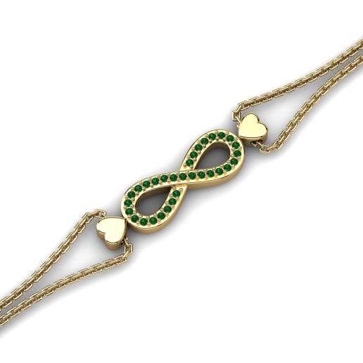 GLAMIRA Armband Almeria