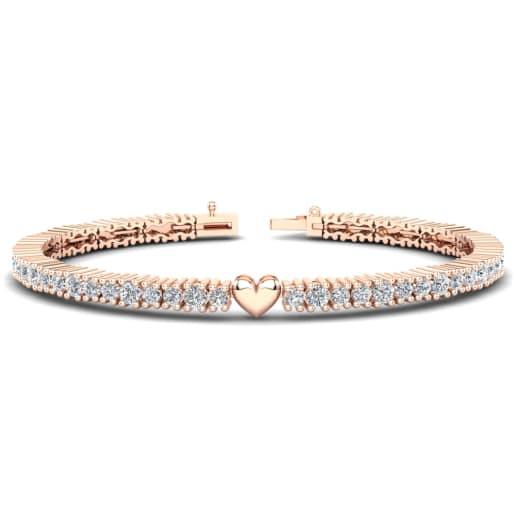 GLAMIRA Bracelet Beldene 20 cm