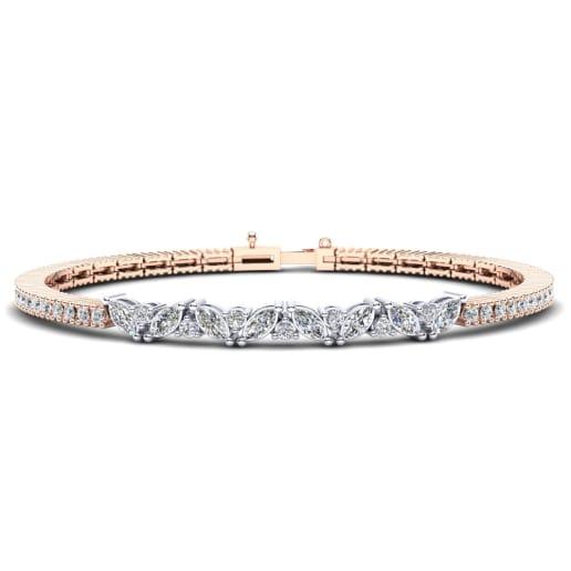 GLAMIRA Bracelet Briseida 20 cm