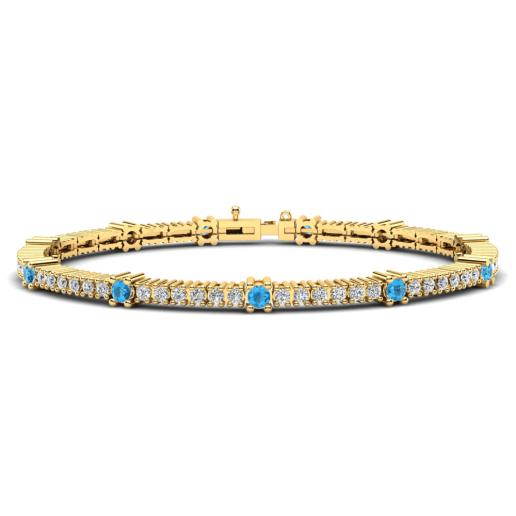 GLAMIRA Bracelet Calanthia