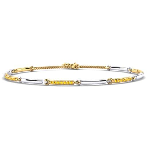 GLAMIRA Armband Caleigh