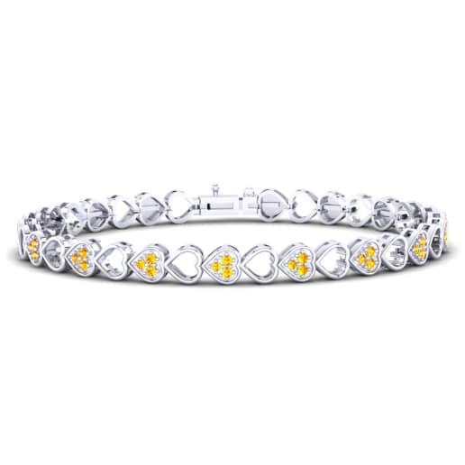 GLAMIRA Bracelet Carlisa