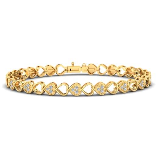 GLAMIRA Armbanden Carlisa