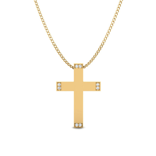 GLAMIRA Cross Privezak Nadin