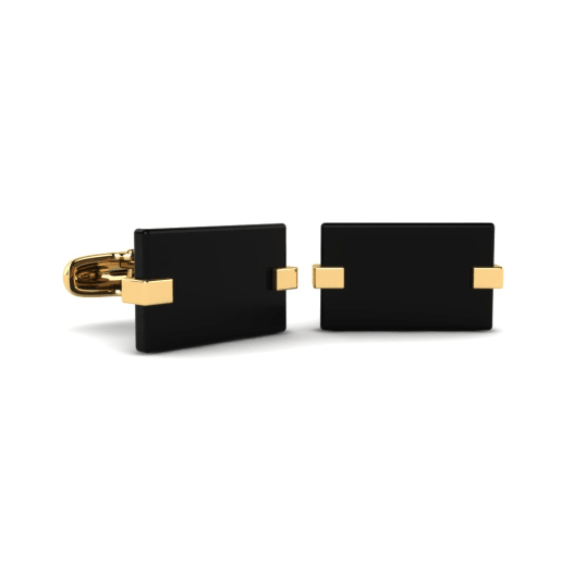 Glamira Cufflink Black Magic