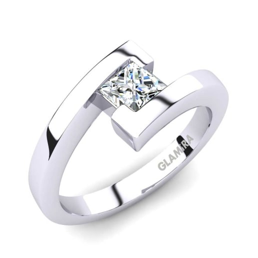 Nakup 950 Platina Zasnubni Prsteny Glamira Cz