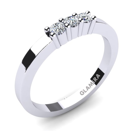 GLAMIRA Bridal Set Soulmates Ring A