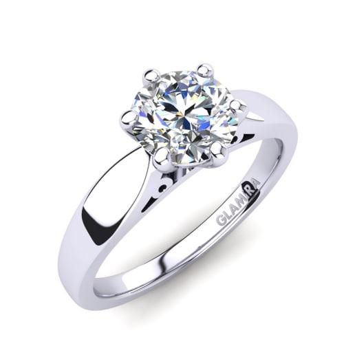 Kaufen Sie Swarovski Kristall Verlobungsringe Glamira De