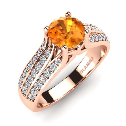 GLAMIRA Ring Agatha