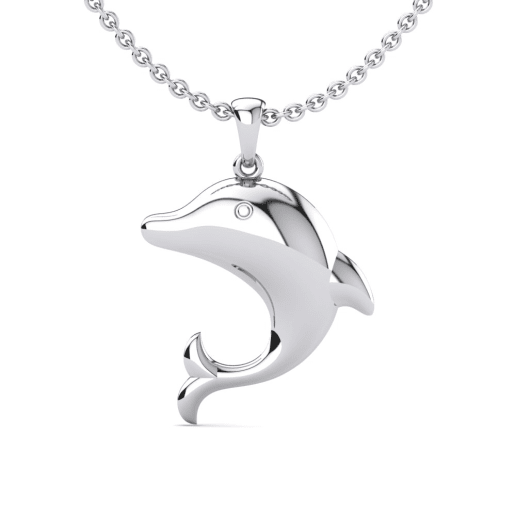 GLAMIRA Pendentif Delfin