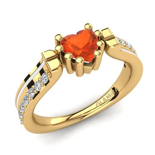 Glamira Gyűrű Arcangela