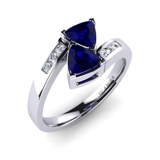 GLAMIRA Diamonds Žiedas Erin