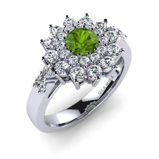 GLAMIRA Diamantni Prstan Shelly