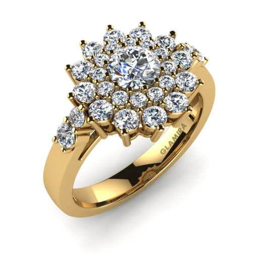 GLAMIRA Diamonds Ring Shelly