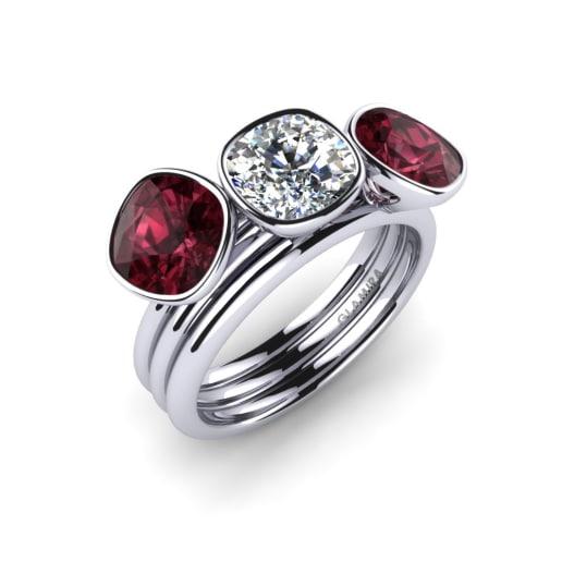 GLAMIRA Diamonds Žiedas Adhara