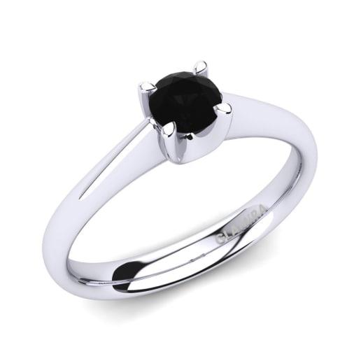 5cb418fca86d Compre Diamante Negro - Anillos de compromiso