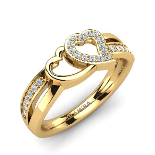 Cumpărați Aur Galben 585 Inele De Logodnă Glamiraro