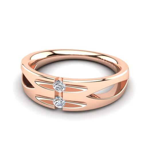 GLAMIRA Gyűrű Hibiscus
