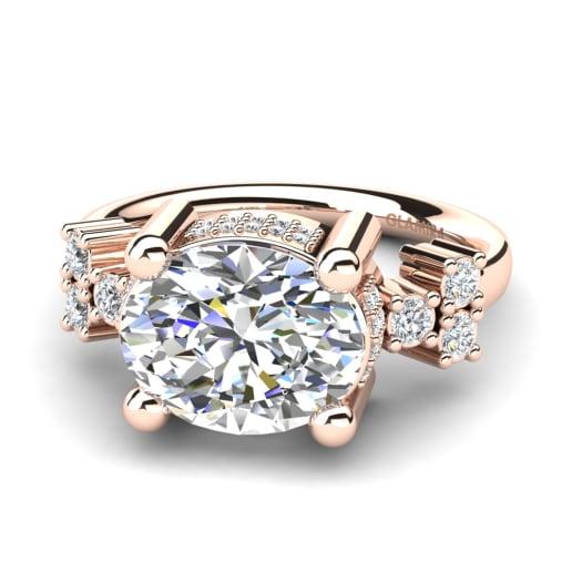 GLAMIRA Ring Jemelia