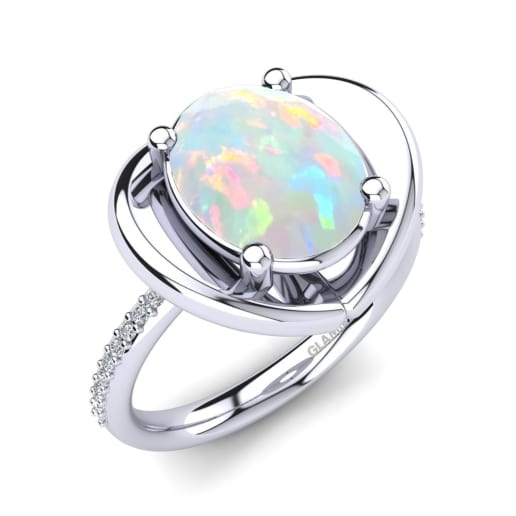 Well-known Buy Opal - Engagement Rings | GLAMIRA.co.uk QK68