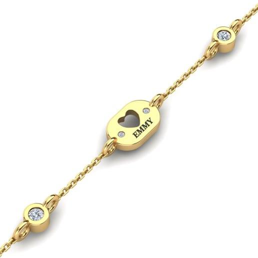 GLAMIRA Armband Purlie