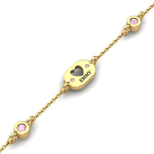 GLAMIRA Bracelet Purlie