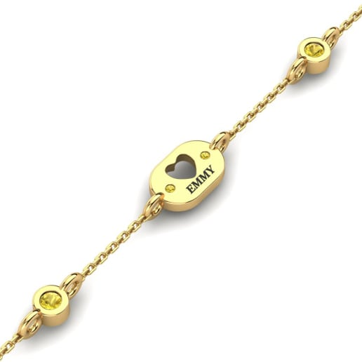 GLAMIRA Armbanden Purlie