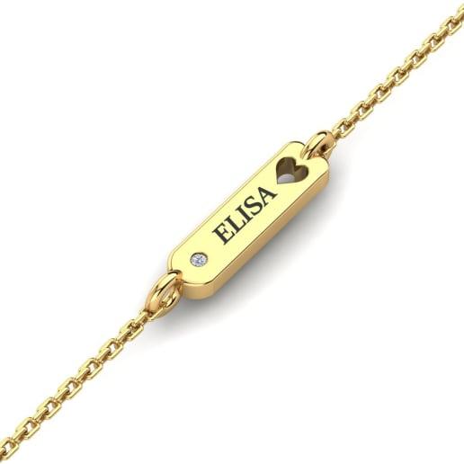 GLAMIRA Bracelet Puthika