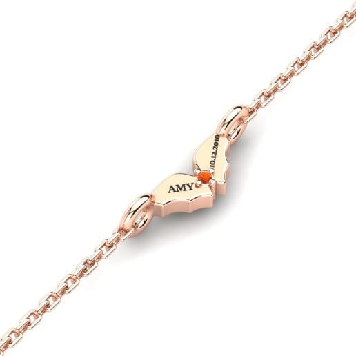 GLAMIRA Bracelet Quillie