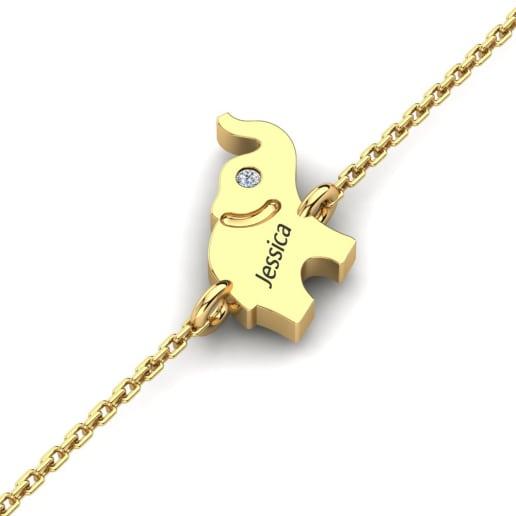 GLAMIRA Bracelet Quinta