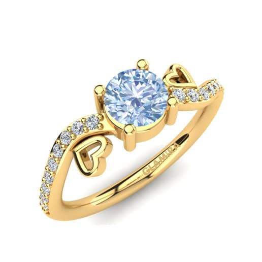 color coloured diamond a colored antique fancy jewelry engagement rings ring