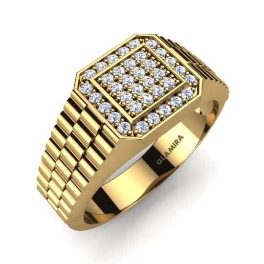 Exklusive diamantringe