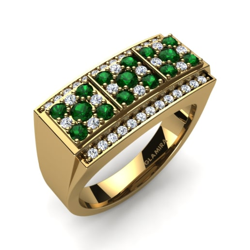 Buy Emerald Rings Men