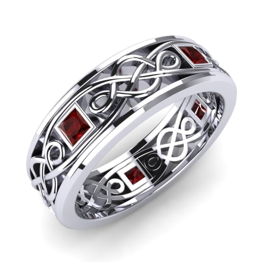 New Buy Ruby - Rings - Men | GLAMIRA.co.uk CS66
