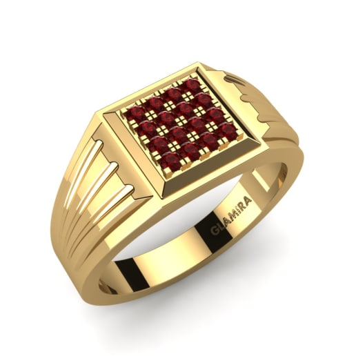 Favorite Buy Ruby - Rings - Men | GLAMIRA.co.uk XX74