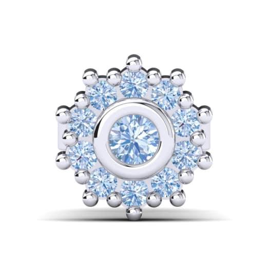12a6586511a3 Compre Diamante Azul - Pendientes para Hombre online