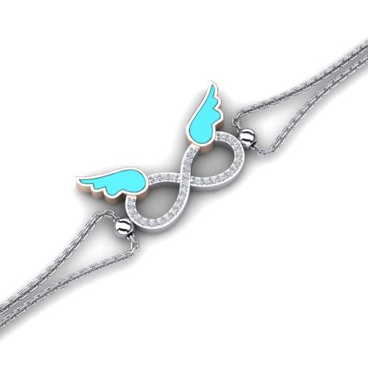 GLAMIRA Armband Novaya