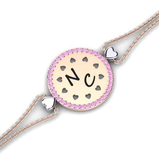 GLAMIRA Bracelet Saxona