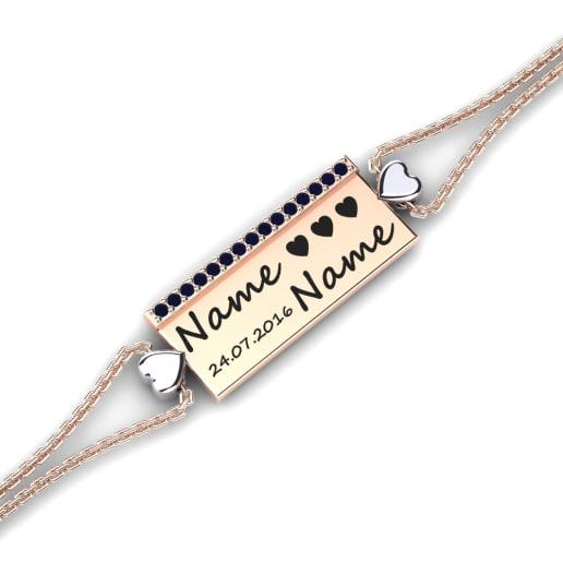 GLAMIRA Armband Grundy
