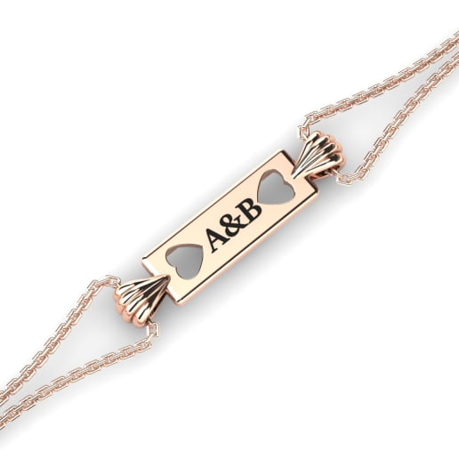 GLAMIRA Bracelet Samenta