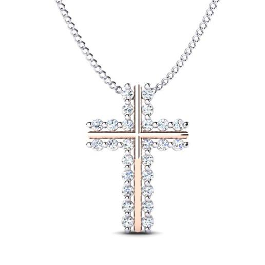 GLAMIRA Privjesak Crucifix