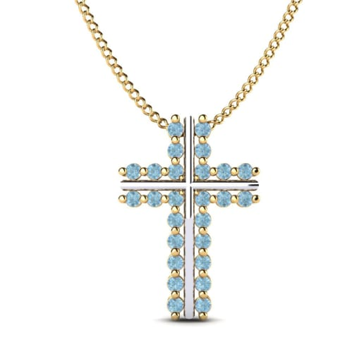 GLAMIRA Privezak Crucifix