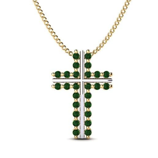 GLAMIRA Privezak Crucifix