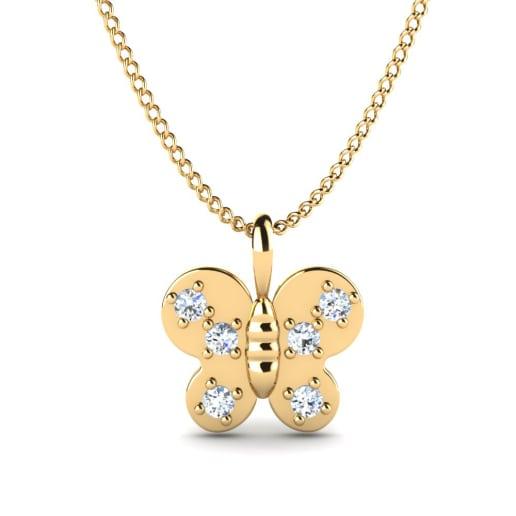GLAMIRA Kulons Butterfly